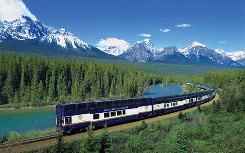 Транспорт в Канаде